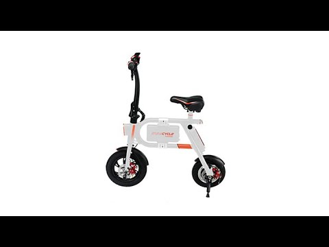 Swagtron SwagCycle Folding Electric Bike