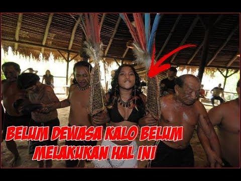 Parahh !!! Tradisi Unik Suku Ini Satere Mawe