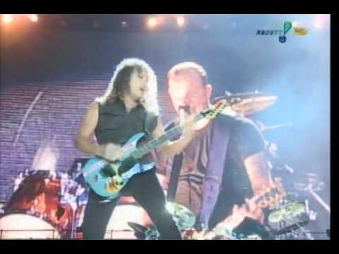 Metallica - Leitura dinâmica Rede TV