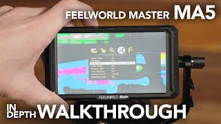 Feelworld Master MA5 In Depth Walkthrough