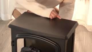 유럽 스타일 벽난로 모양 전기 히터 인테리어 장식