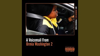 A Voicemail from Ormia Washington 2