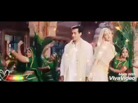 Salman khan & sonali //love status// sabki baratein aayi