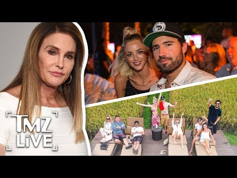 Caitlyn Jenner Won't Attend Son's Wedding | TMZ Live