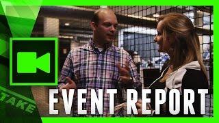 How to film a report for an event | Cinecom.net