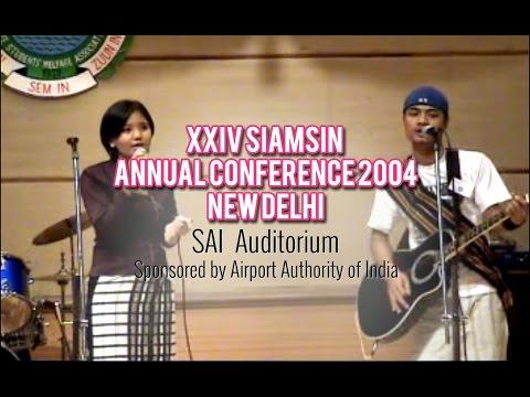 XXIV Siamsin Annual Conference 2004, New Delhi