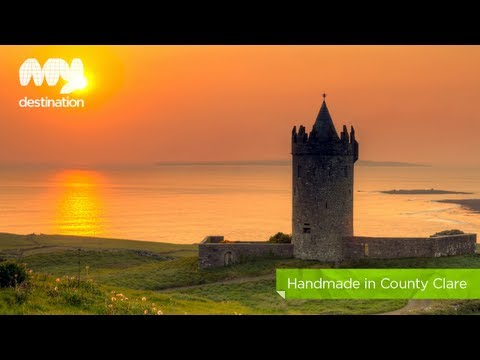 Handmade in County Clare by My Destination