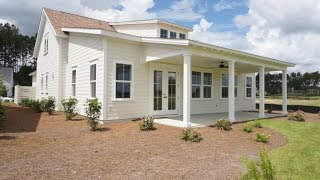 New Parkside Cottage Homes For Sale at Crystal Lake in Hampton Lake Bluffton SC