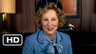 The Iron Lady - Movie Trailer (2011) HD