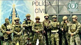 GER 1*/PCSP  || Grupo Especial de Reação || Polícia Civil SP 【2020】