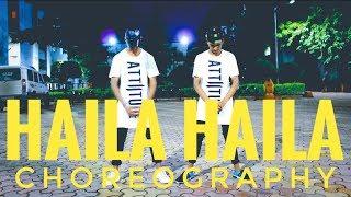 Hrithik Roshan Dance | Haila Haila | Koi Mil Gaya | Govinda & Pratap | Dance Cover
