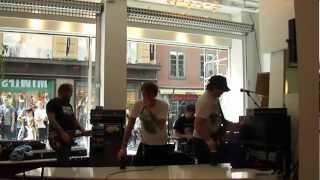 Nitad, Weekday store, Stockholm 2012