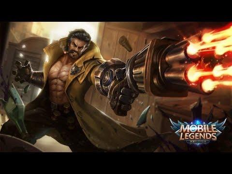 Libur telah tiba | Mobile Legends| Indonesian/English | 14.12.17]