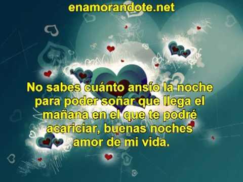 Mensajes De Buenas Noches De Amor Palabras Y Mensajes De Amor Para