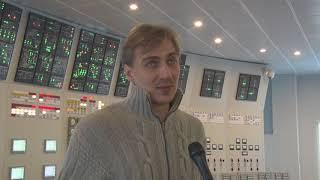 Десна-ТВ: Актёры фильма «Движение Вверх» на атомном тренажёре