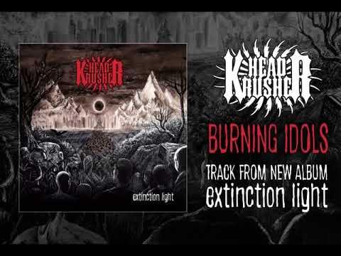 Head Krusher - Burning Idols