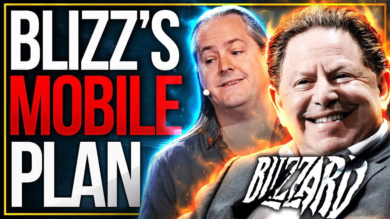 The Future of Blizzard Entertainment