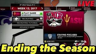Pac-12 Championship Game   NCAA Football Dynasty