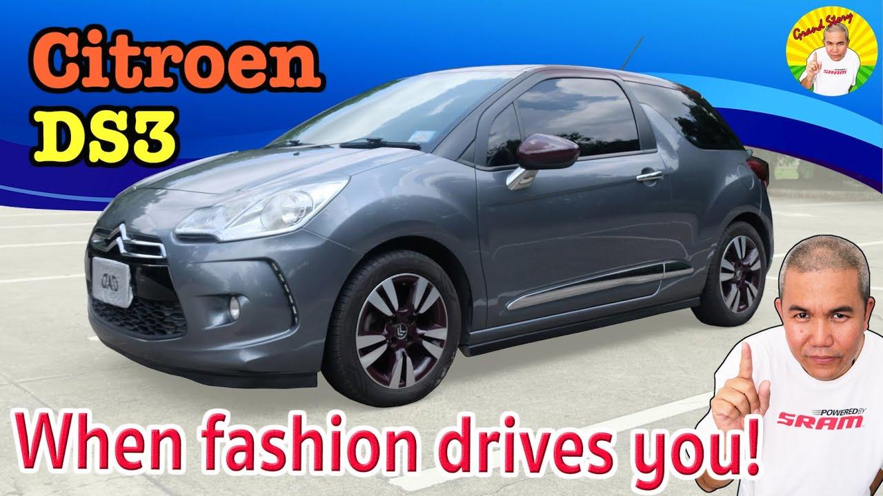 รีวิว รถมือสอง Citroën DS3 ถ้าคุณมี Fashion ในหัวใจ