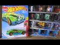 2018 H Hot Wheels Factory Sealed Case Unboxing