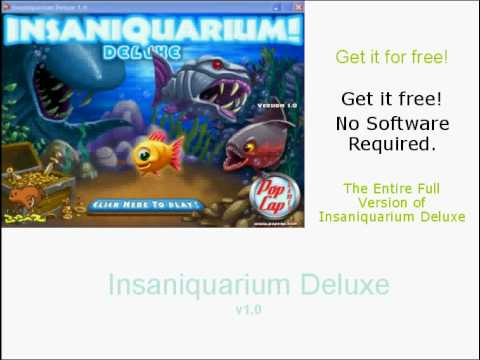 insaniquarium free full version download for mac