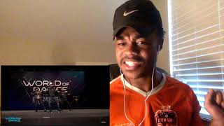 Kida The Great | FrontRow | World of Dance Bay Area 2018 | #WODBAY18 - REACTION