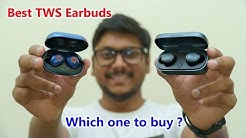 Best TWS Earbuds... Which one to buy ?