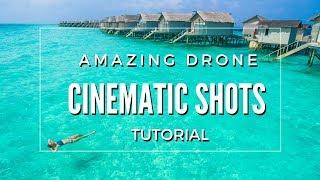 TOP drone cinematic techniques explained | TUTORIAL