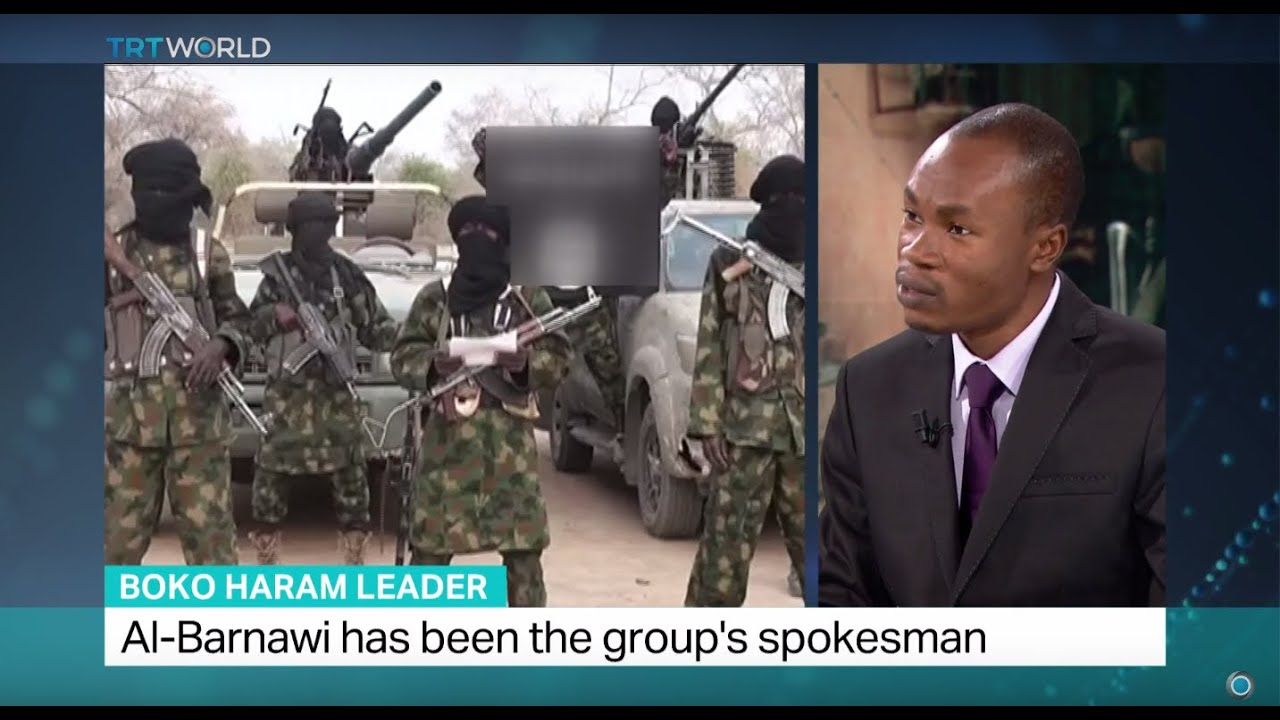 Download Boko Haram Leader: Abu Musab al-Barnawi named as new leader, TRT World's Fidelis Mbah weighs in