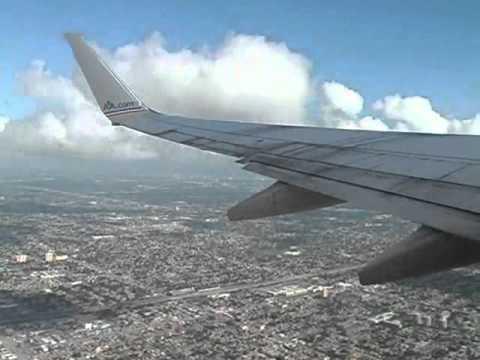 American Airlines 2127. Miami To Liberia, CR. Part 1 - Departure.