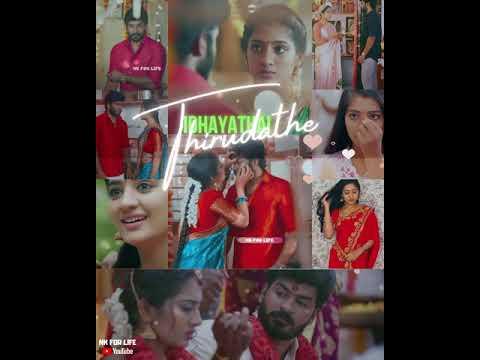 Download Idhayathai Thirudathe | Raangi Song Love BGM 🌸
