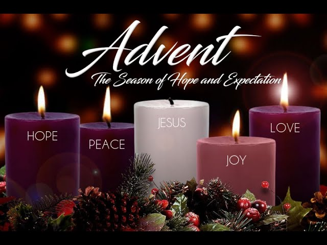 Advent Message - Hope