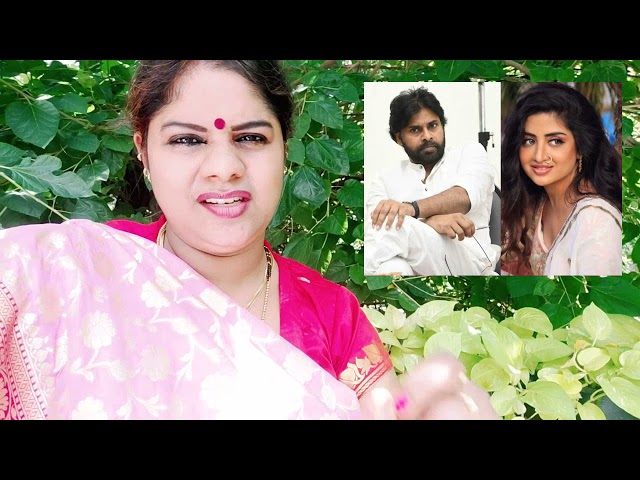 BJP leader Swetha Reddy sensational comments on Pawan Kalyan and his fans   ap7am