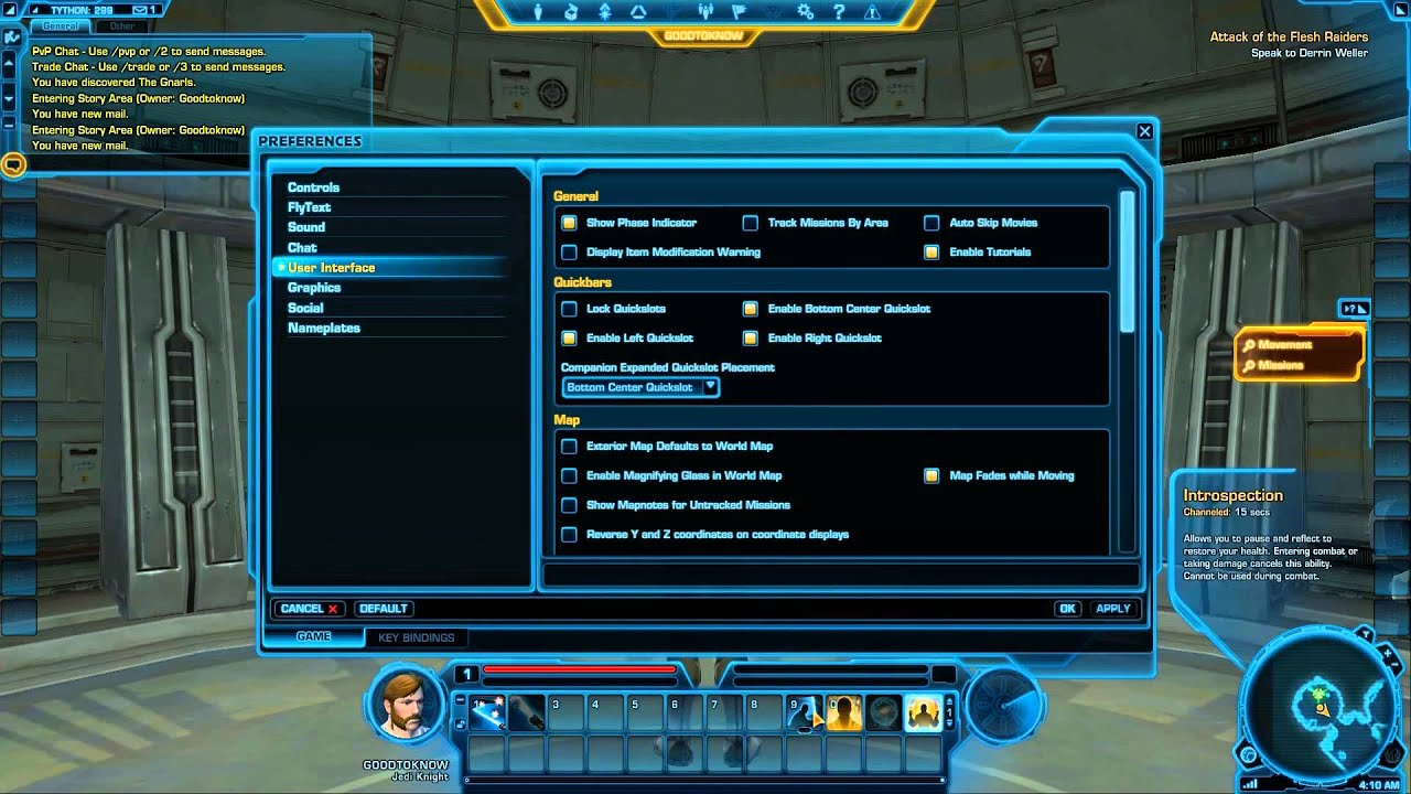 Show me your custom HUD! : swtor - reddit