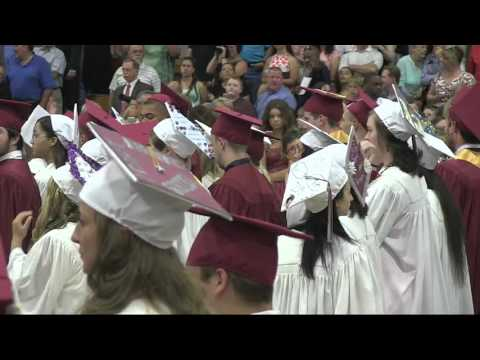 2015 Northbridge High School Graduation