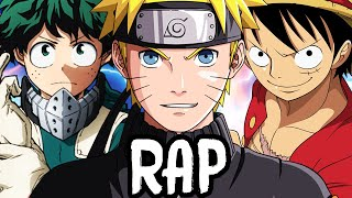 """ANIME PROTAGONIST RAP 