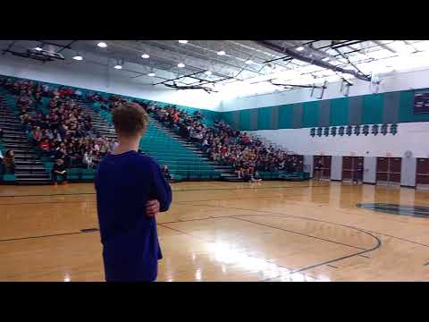"Nf FAN raps ""real"" to his entire school"