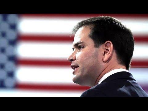 Marco Rubio: My Immigration Proposal Sucks