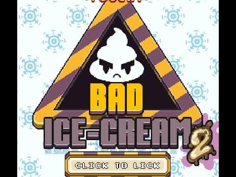 Игра Плохое Мороженое 2 онлайн Bad Ice Cream 2 играть