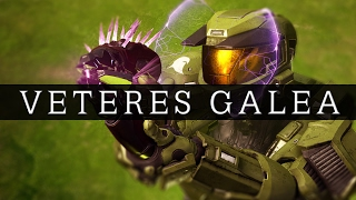 VETERES GALEA (Halo 5 Classic Helmets Showcase)