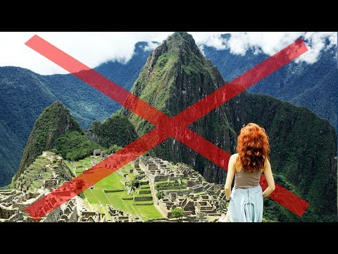 10 Things Not to Do in Peru