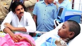 Pawan Kalyan Cried after Seeing Srija Condition @ Khammam
