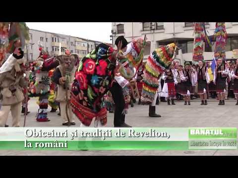 Obiceiuri de Anul Nou rămase din moşi-strămoşi , la români