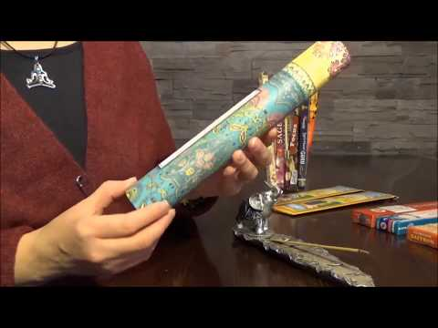ASMR Role Play Incense Stick Shop in finnish - ASMR Role Play Suitsuke kauppa