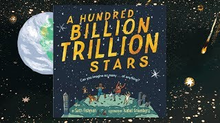 #TodayILearned A HUNDRED BILLION TRILLION STARS | Book Trailer