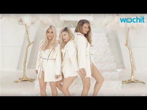 Kim Kardashian Wows In Fergie's New Music Video