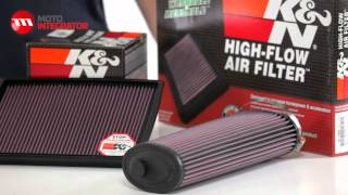 filtry powietrza k