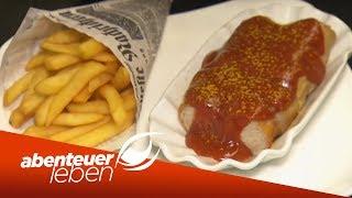 Imbiss gegen Sternehotel Adlon: Wer macht die bessere Currywurst? | Abenteuer Leben | kabel eins