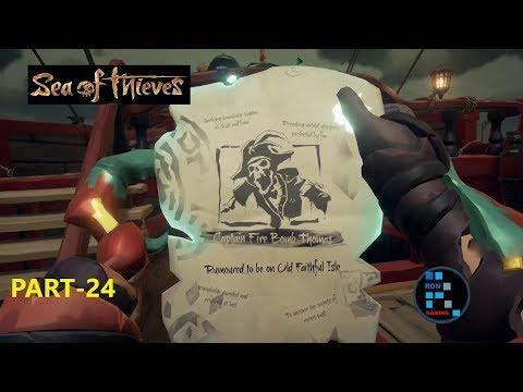 sea-of-thieves-|-going-on-skeleton-hunting-mission-fun-gameplay#24