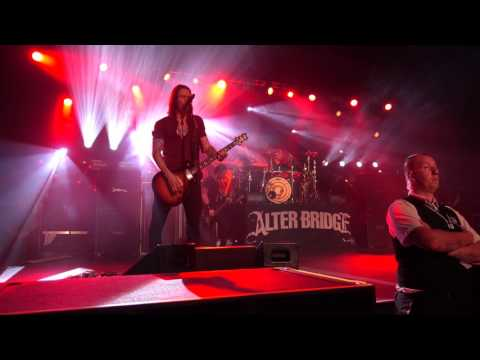 Alter Bridge -【Lover】Live in Luxembourg (2017-06-26)